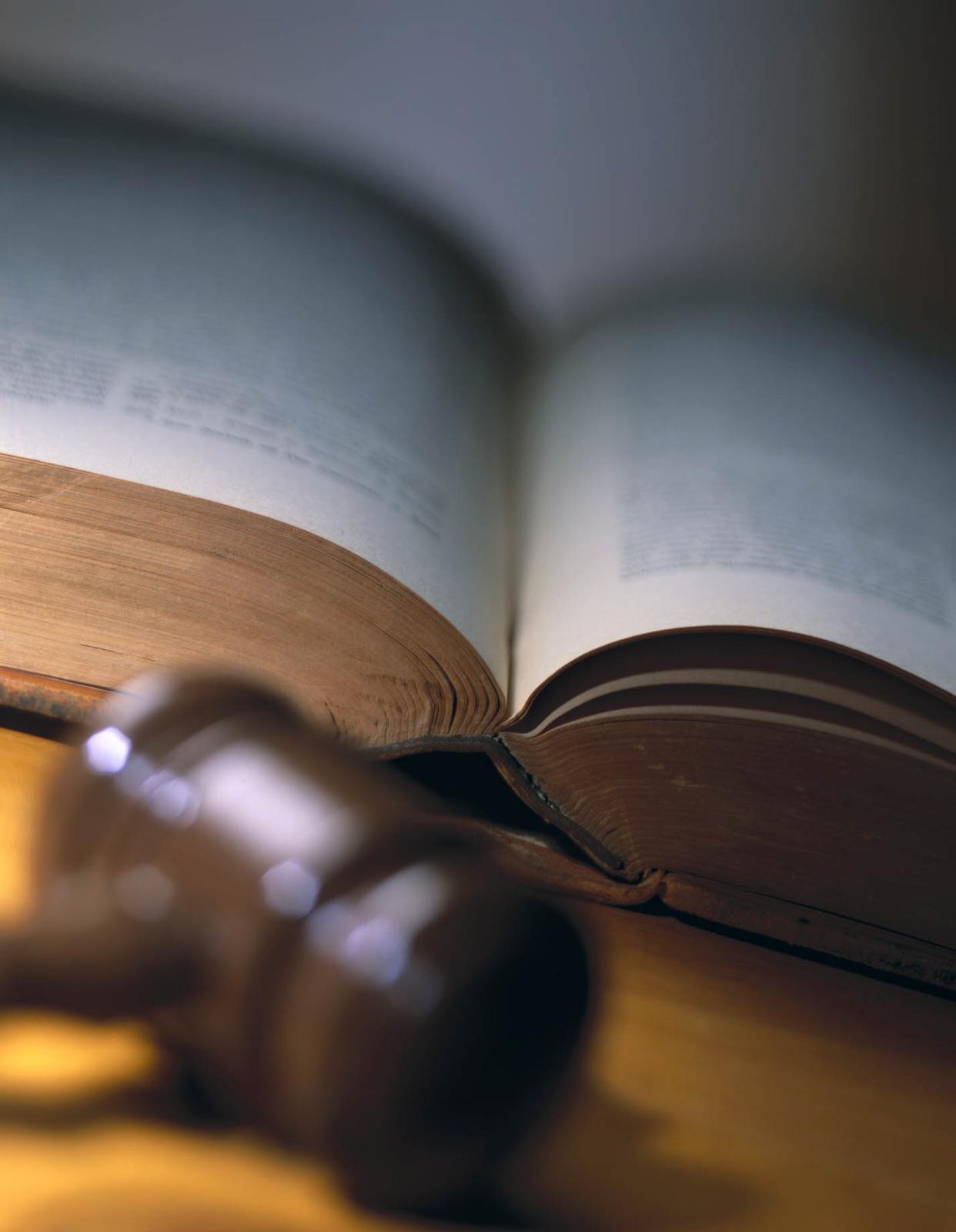 ¿Somos legalistas?
